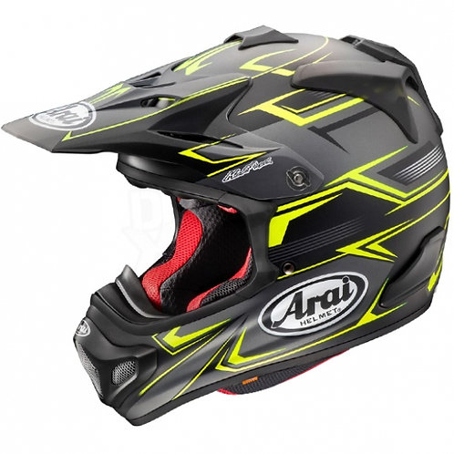 Arai MX-V SLY YELLOW