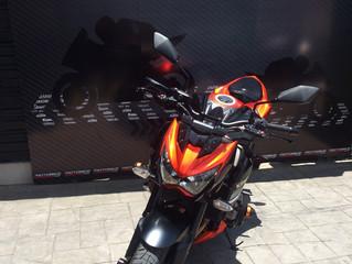 [NEW!] Z800 สีส้ม ปี2014 วิ่ง 26,xxxโล พร้อมท่อลั่น สภาพนางฟ้า ราคาเบาๆ