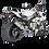 Thumbnail: Akrapovic Full Long Titanium Evo S1000R'14-16