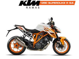 KTM 1290 Super Duke R S.E