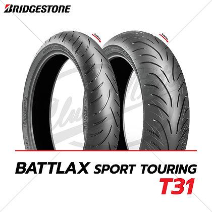 120/70ZR17 + 190/55ZR17 BATTLAX SPORT TOURING T31 BRIDGESTONE