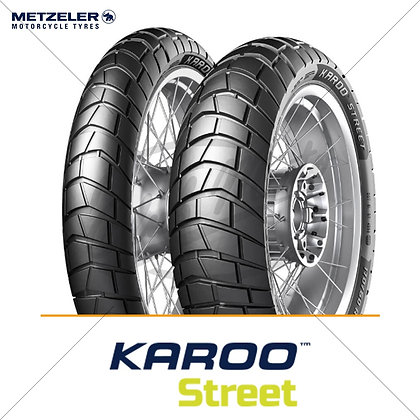110/80R19 + 150/70R17 KAROO™ STREET METZELER
