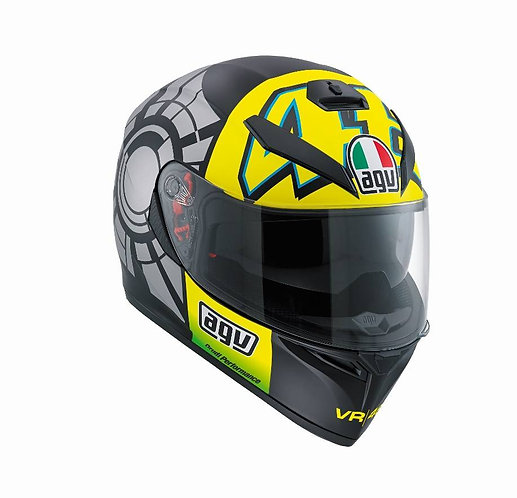 AGV K3-SV Winter Test 2012
