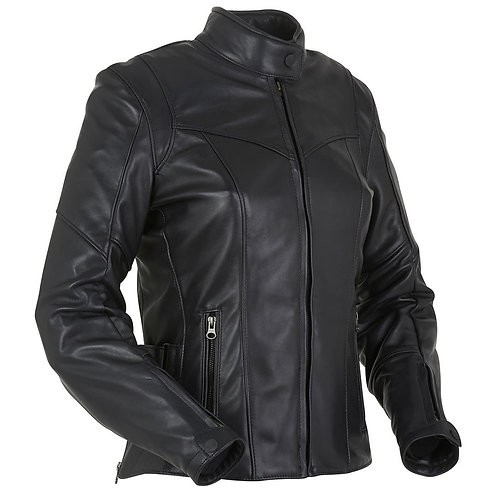 Furygan Bella Lady Leather Black