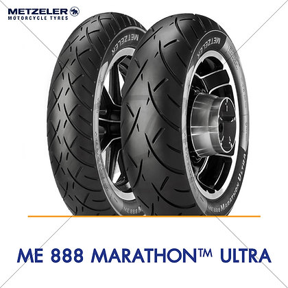 130/90-16 + 150/80-16 ME888 MARATHON METZELER