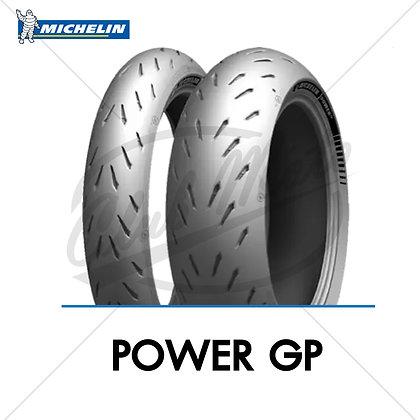 120/70ZR17 + 190/55ZR17 POWER GP MICHELIN
