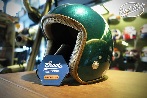 Scoot  Vintage Racer Green