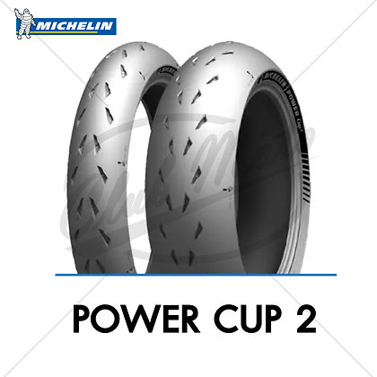 120/70ZR17 + 200/55ZR17 POWER CUP 2 MICHELIN