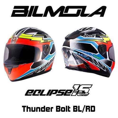 Bilmola Eclpse Thunder Bolt BL/RD