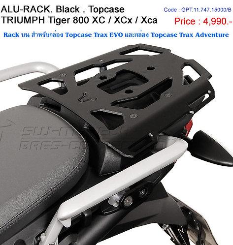 Rack บนสำหรับกล่อง Trax Evo/ Teax ADV Tiger800 XC/XCx/Xca SW-Motech