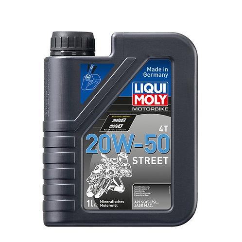 20W-50 Liqui Moly Street 1 Lt.