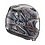 Thumbnail: Arai REBEL Sting Frost Red