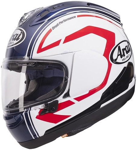 Arai RX-7X Statement White