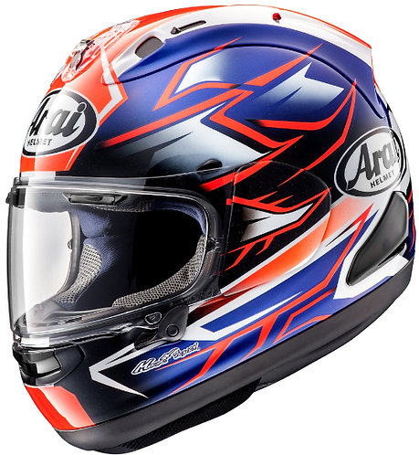 Arai RX-7X Ghost Blue