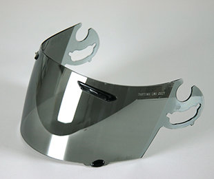 Arai Shield Mirror Silver RX-7 RR5, ASTRO-IQ, QUANTUM-J, RAPIDE