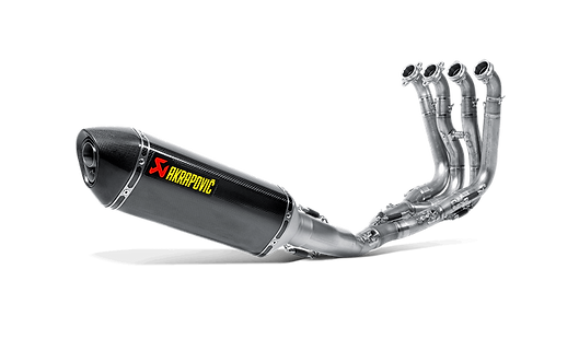 Akrapovic Full Long Carbon Evo S1000R'14-16