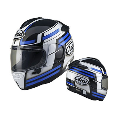 Arai Chaser-X Competition Blue