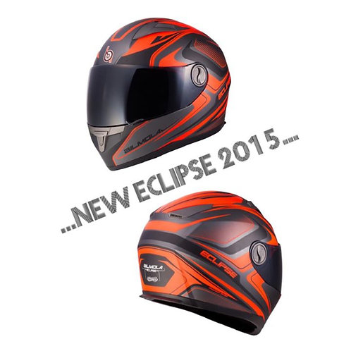 Bilmola Eclipse 2015 Matt Orange/Black