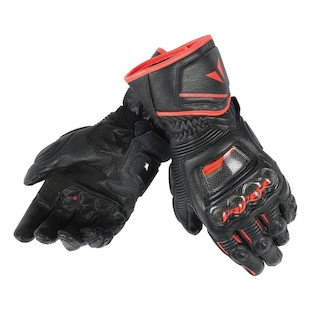 Dainese Druid D1 Long Black/Fluo/Red