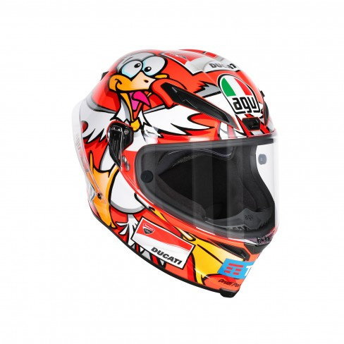 AGV CORSA LIMITED EDITION - IANNONE WINTER TEST 2016