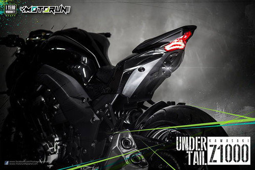 Under Tail ยัดซุ้ม MOTORUN NINJA1000'14-16