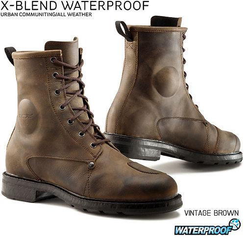 TCX X-BLEND WATERPROOF VINTAGE BROWN