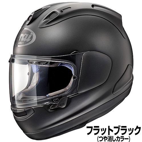 Arai RX-7X Black Frost