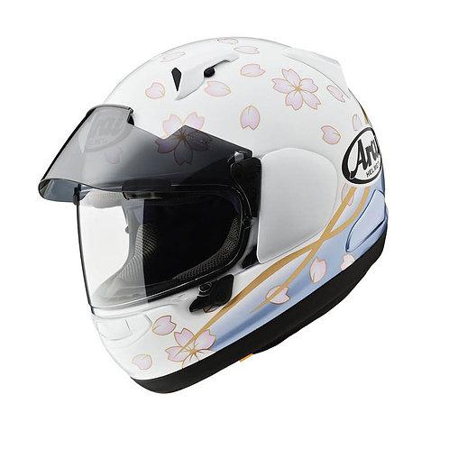 Arai QV-PRO Sakura White