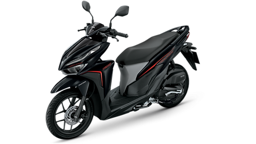 All New Click 125i (2018)