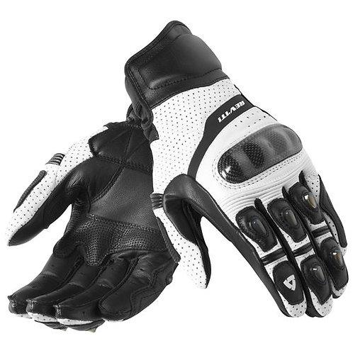 Rev'it Chevron Glove White-Black