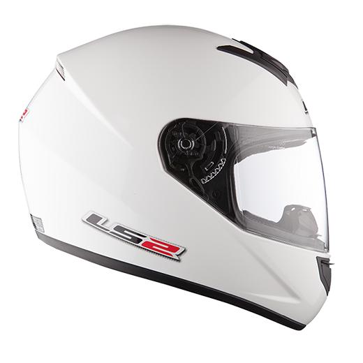 LS2 FF351.1 Single Mono Motorcycle Helmet