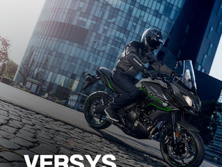 PROMOTION :  VERSYS650 ABS / ABS 2021
