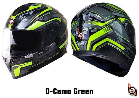 Bilmola Defender D-Camo Green