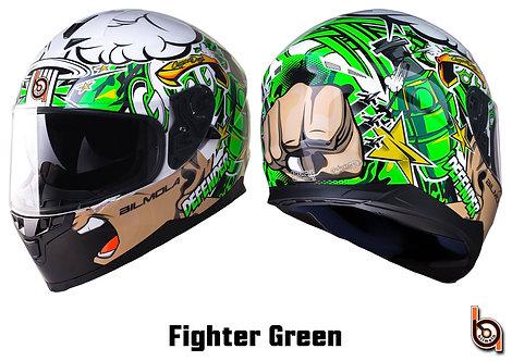 Bilmola Defender Fighter Green