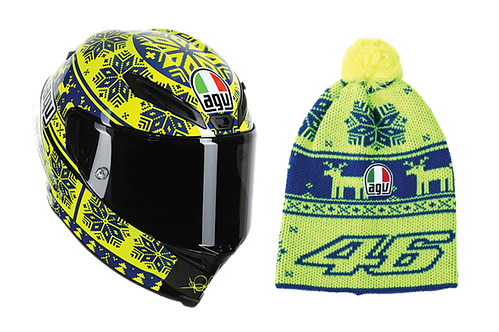 AGV Corsa Winter test 2015