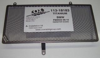 COXX การ์ดหม้อน้ำ F800GS'14-17