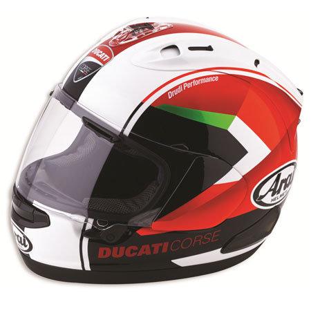 Arai RX-7X RED ARROW (Ducati)