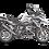 Thumbnail: Akrapovic คอฟลู Stainless R1200GS-LC'13-17