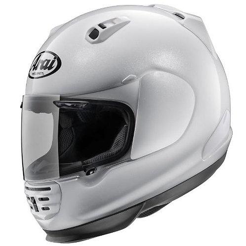 Arai Rapide-IR Glass White