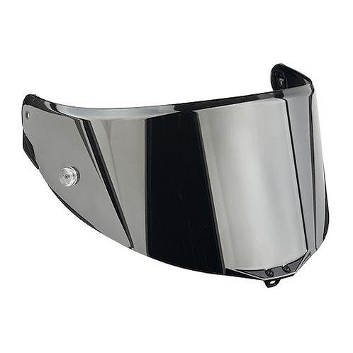 AGV Visor Silver