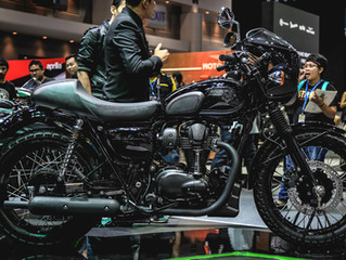 Kawasaki W800 SPECIAL EDITION 2017