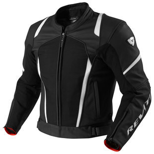 Revit Galactic Jacket Black-White
