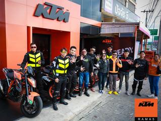 KTM RAMA 5 Trip กาญจนบุรี 25 - 26 มิถุนายน 2559