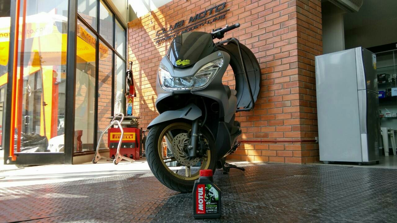 Honda All New PCX150