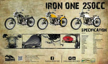Stallions Iron one 250cc