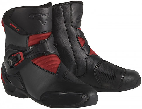 Alpinestar S-MX3 Black-Red #9/42