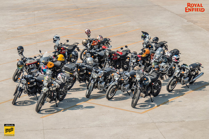 City Ride By Royal Enfield Praram5 20 MARCH 2021