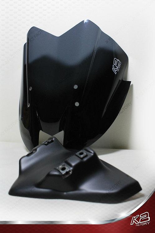 ชิลด์หน้า CB650F V1 K2 FACTORY