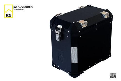 ปี๊บข้างสองใบพร้อมแร็คข้าง รุ่น K2 Pro Versys 650'15-17 K2 ADVENTURE