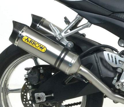 Arrow Slip Titanium-Carbon Z1000 / NINJA1000'17